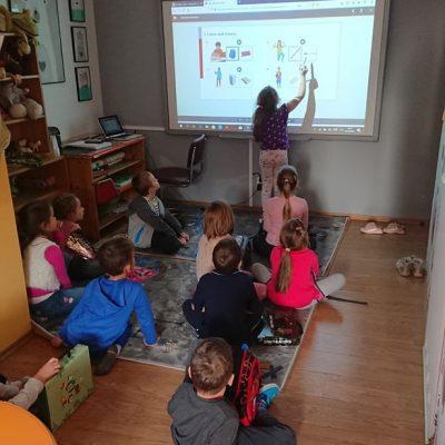 Młynowa język angielski ABC KIDS' Club