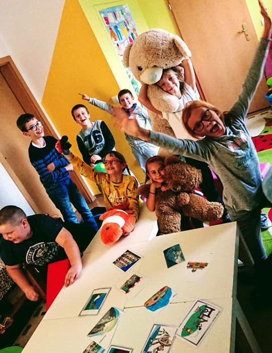 dzieci angielski Białystok ABC Kids' Club