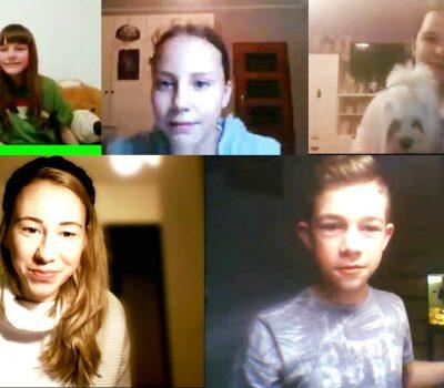 zajęcia online angielski ABC Kids Club w Bialymstoku
