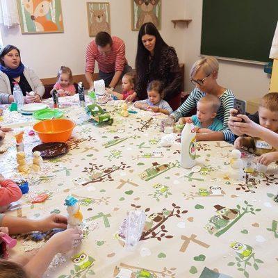 zajecia dla 2-3 latkow Białystok ABC Kids' Club