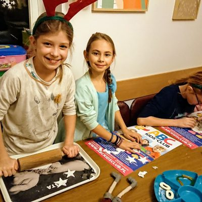 ABC KIDS' CLUB zajęcia angielskiego