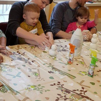 warsztaty dla dzieci 2-3 letnich Bialystok ABC Kids' Club