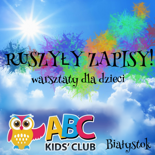 warsztaty abc kids club 2021